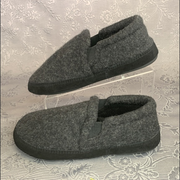 Acorn Other - Acorn Fave Gore Slip On Moccasin Comfort Slippers